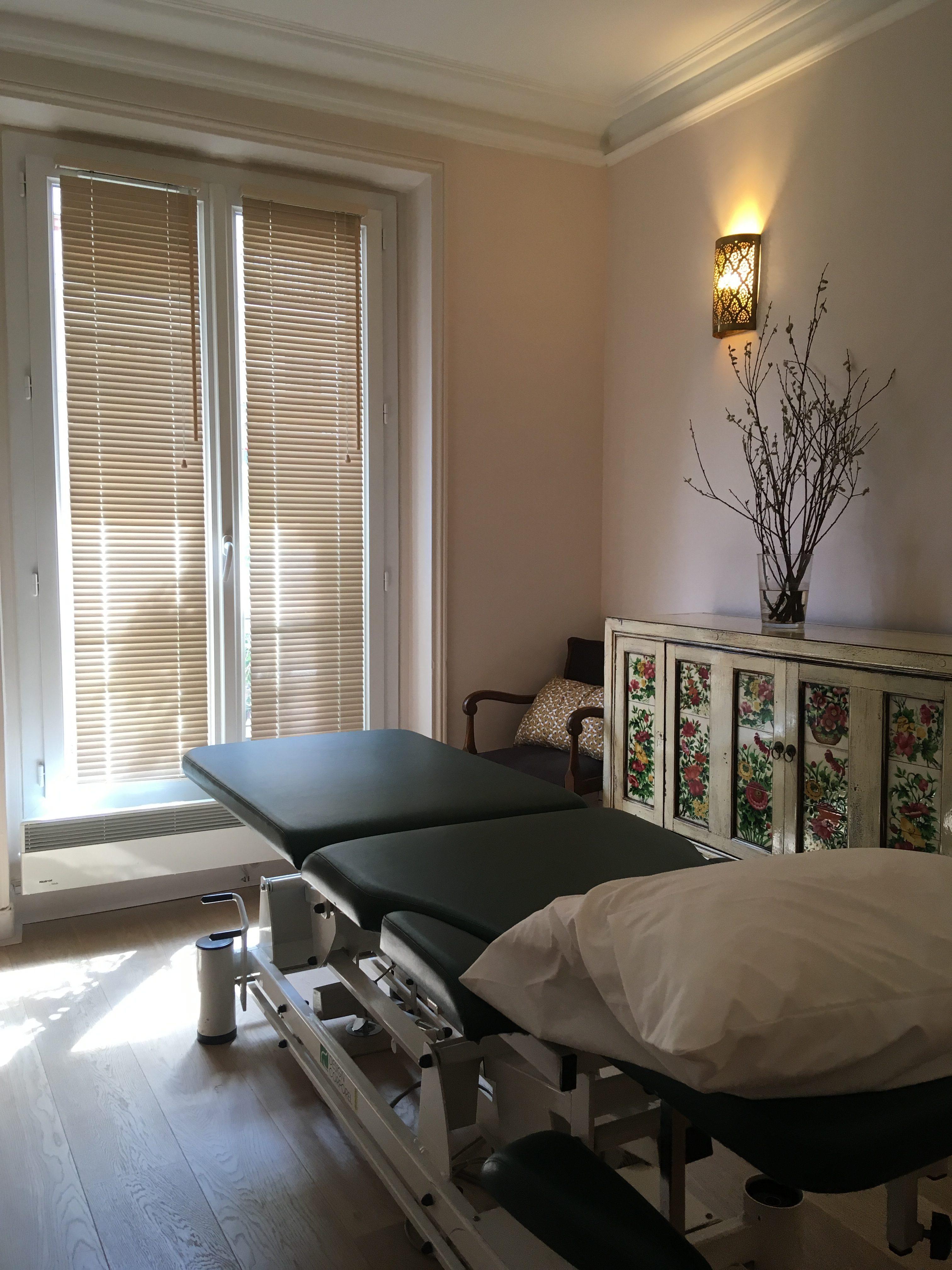 consultation de votre ostéopathe à Paris 13ème